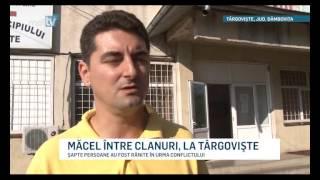 MACEL INTRE CLANURI, LA TARGOVISTE