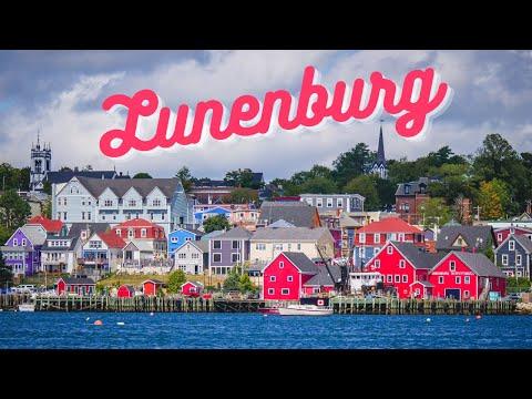 LUNENBURG TRAVEL GUIDE | 18 Things to do in Lunenburg, Nova Scotia, Canada