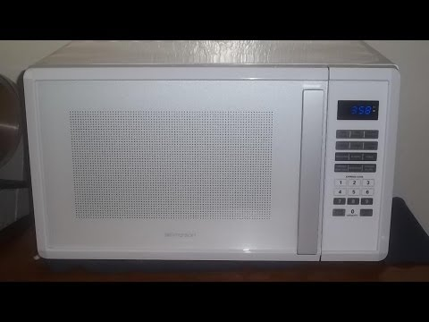 Microwave Oven Review-Emerson Model MW1188W 1000 Watt Microwave Oven