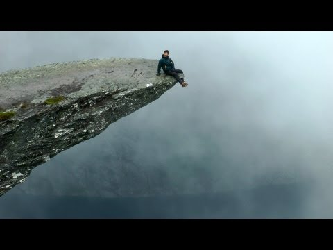 Hike to Trolltunga, Norway in HD