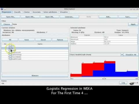 Weka Data Mining Tutorial for First Time & Beginner Users
