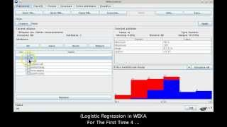 vuclip Weka Data Mining Tutorial for First Time & Beginner Users
