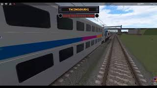 Roblox New Jersey Transit | Journey From Twinsburg Airport - West Haven Penn Station