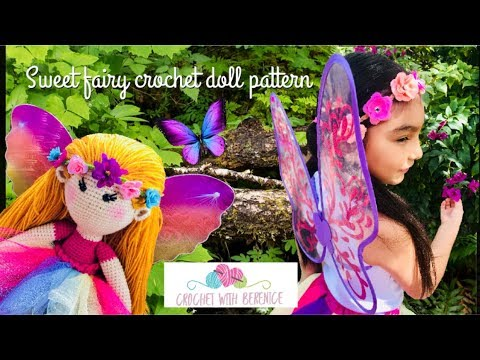 Fairies & Elves Pattern Compilation - Cre8tion Crochet | 360x480