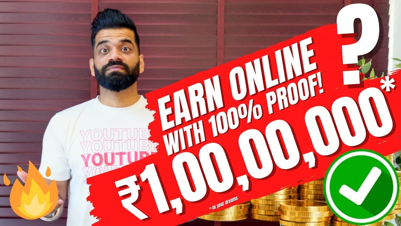 Earn 1,00,00,000Rs Daily | Latest Earning Application With 100% Income Proof🔥🔥🔥