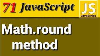 #71.math round method in javas…