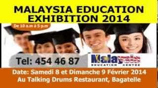 MALAYSIA EDUCATION EXHIBITION 2014: 8 - 9 FEB @ BAGATELLE
