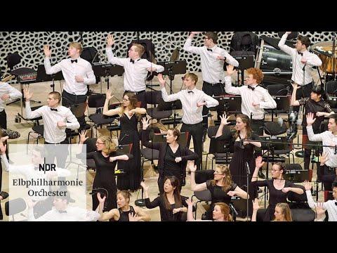"NDR Jugendsinfonieorchester: ""Handsfree"" | NDR"
