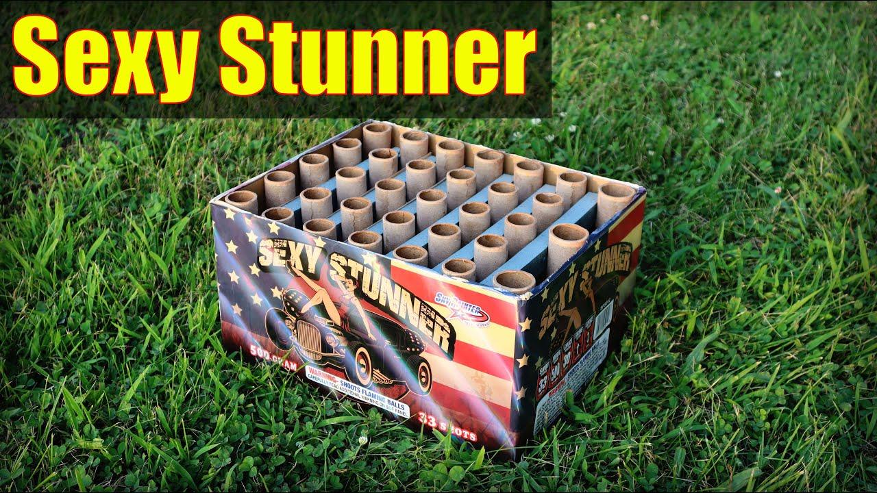 Sexy Stunner (500g) - Sky Painter Fireworks