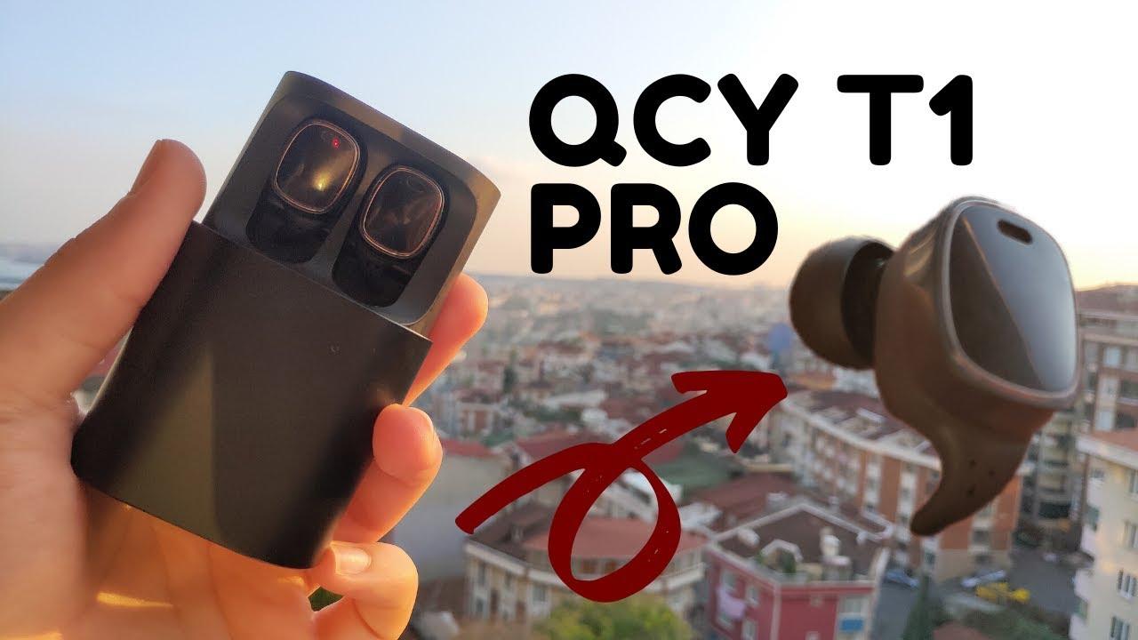 QCY T1 PRO Kablosuz Bluetooth Kulaklık İncelemesi