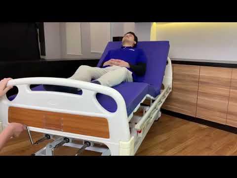 [Review] เตียงผู้ป่วยชนิด3ไกร์ & วิธีการประกอบติดตั้งง่ายๆ