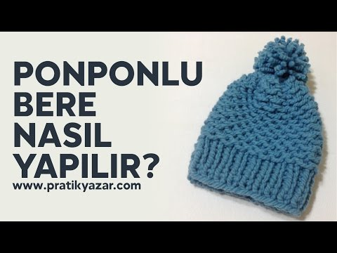 How pompom hat?