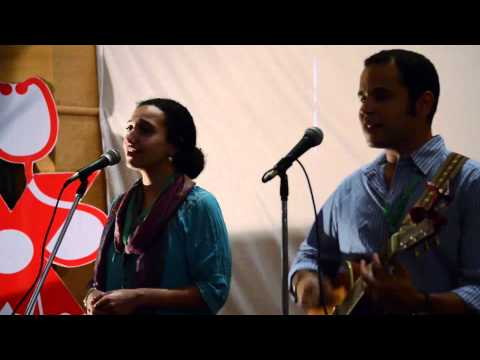 TEDxTantaU - AboMariam - Song from Tahrir square