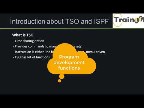 1.Introduction On TSO ISPF