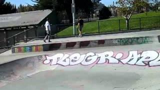 Potrero del Sol/La Raza Skatepark - San Francisco