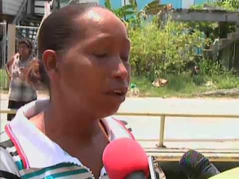 Belize City fire guts Berkley Street residence