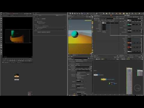 Arnold to Nuke using Aton | 3DArt