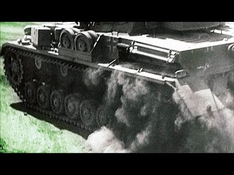 Largest Tank Battle In History - Germany vs Soviet Union [HD]