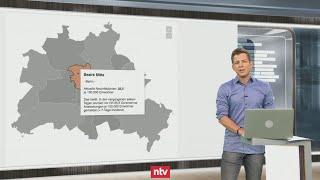 Aktuelle zahlen zur corona-krise - Überfüllte badeseen: berliner fallzahlen schnellen hoch | ntv