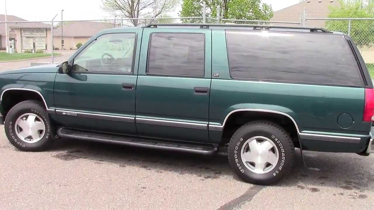 1998 chevrolet suburban 1500 4wd youtube 1998 chevrolet suburban 1500 4wd youtube