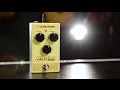 watch he video of TC Electronic Afterglow Chorus Effect Pedal