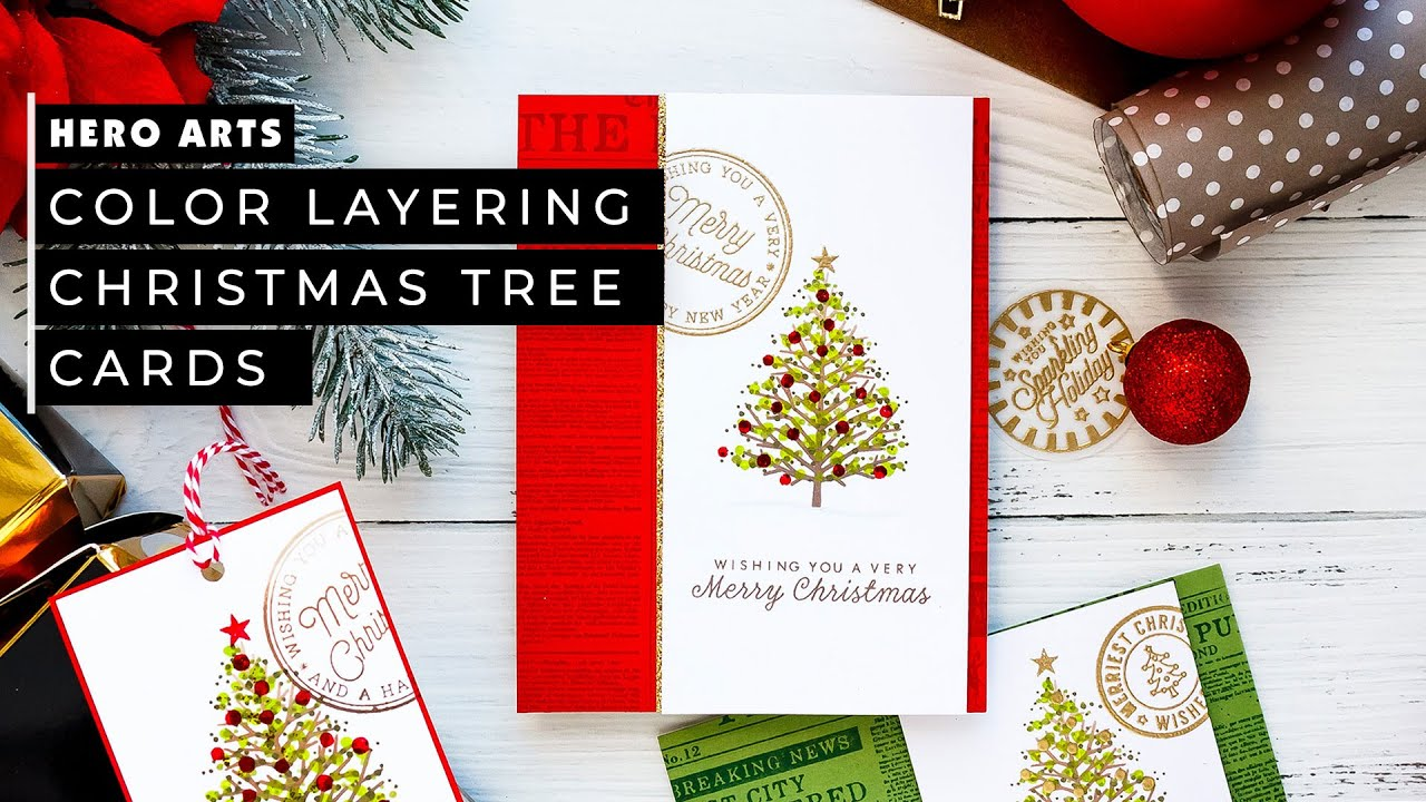 Last Minute Christmas Cards  Video     Yana Smakula