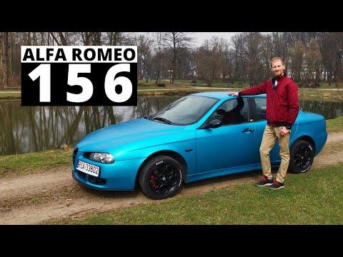 Alfa Romeo 156 - Jajkiem Wielkanocnym Do Portugalii :-)