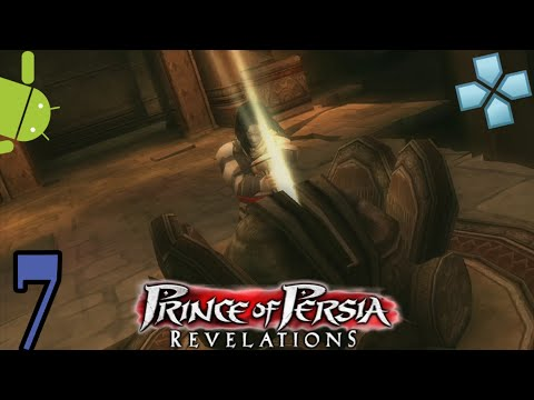 Prince Of Persia Revelations Part 7 Underground PPSSPP Play On Android