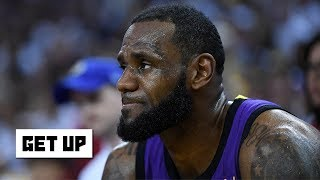 How badly has the NBA missed LeBron in the 2019 NBA Playoffs? | Get Up