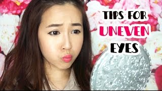 Makeup Tips for Uneven Eyes