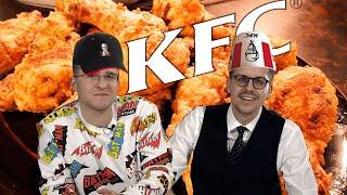 ПРОБУЕМ ВСЕ МЕНЮ KFC // ШОУ БУДНИ ЖИВОТНЫХ