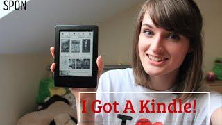I Got A Kindle!