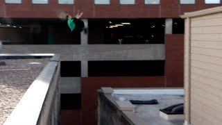 APEX Movement 2012 - Parkour & Freerunning