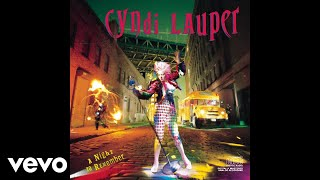 Cyndi Lauper - I Don't Want to Be Your Friend (Official Audio)