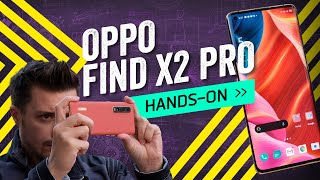 Oppo Find X2 Pro Hands-On: Battery Insanity In A Leather Jacket