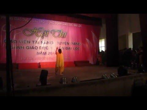 Hội thi giáo viên tài năng duyên dáng huyện Đại Lộc 2014 - Phần 1