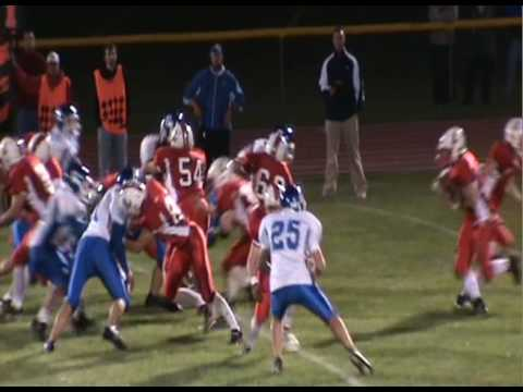 Brandon Maines (Football Recruiting Video)