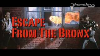 The Bronx Warriors - hmv exclusive 3DVD box set trailer