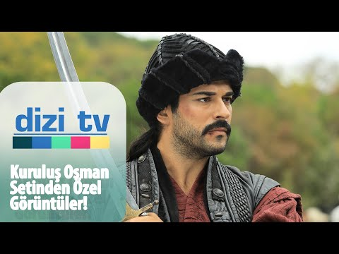 Kuruluş Osman Setinden çok özel Görüntüler - Dizi Tv 659. Bölüm