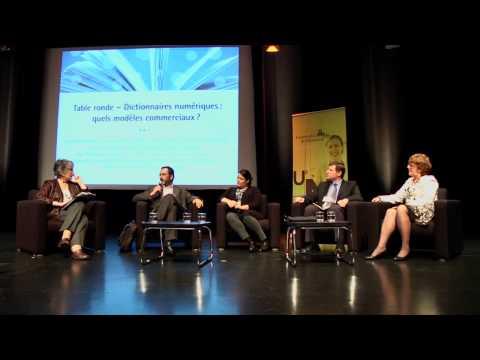 4e Journée québécoise des dictionnaires : table ronde