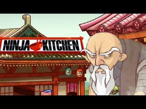 Ninja Kitchen Walkthrough