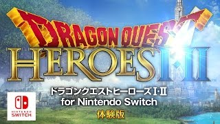 Dragon Quest Heroes I & II on Switch Quick Play [4k60]