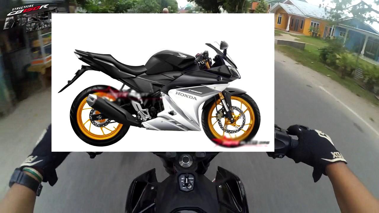 5 Apa Jadinya Kalau Cb150r New Make Full Fairing R125 Yamaha Hayoo All Cbr 150r Racing Red Tegal Albertmotovlog