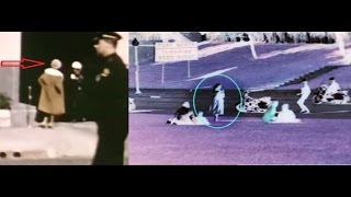 The Mystery of The Babushka Lady on JFK Assassination-New Findings 2017