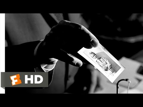Psycho (8/12) Movie CLIP - People Just Come and Go (1960) HD