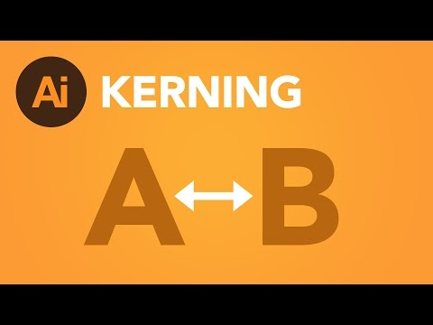 Learn How to Adjust Kerning & Letter Spacing in Adobe Illustrator | Dansky