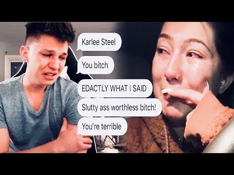 KARLEE STEEL & CONNER BOBAY EXPOSED AFTER BREAKUP!