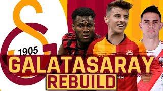 Fifa 20 Galatasaray Rebuild // Forvet Sikintisi // Karİyer Modu