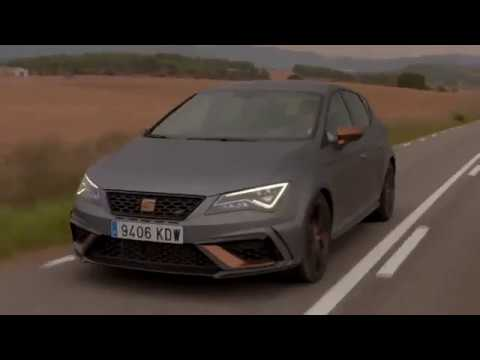 Jordi Gené drives the fastest ever road going SEAT