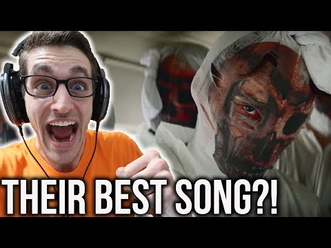 "Hip-Hop Head's FIRST TIME Hearing SLIPKNOT'S Newest Song: ""All Out Life"""